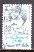 Timbre:  Général Daumesnil