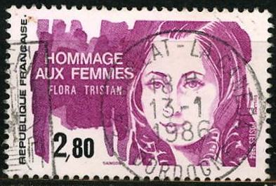 Timbre: Flora Tristan