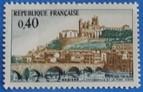 Timbre: Cathédrale Saint Nazaire et Pont Vieux