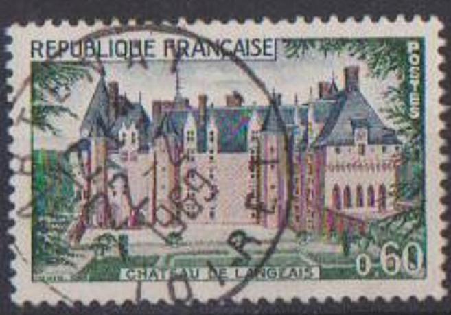 Timbre: Chateau de Langeais