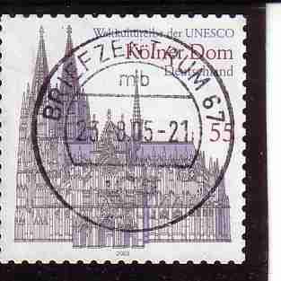 Timbre: Kölner Dom