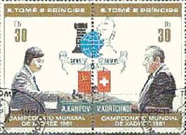 Timbre: Championnat du monde d