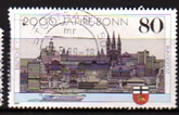 Timbre: Vue de Bonn