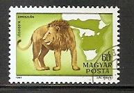Timbre: Le lion