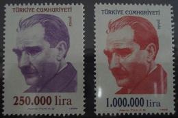 Timbre: (0693) Ataturk (2 valeurs)