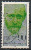 Timbre: Jamusz Korczak, médecin, écrivain, éducateur
