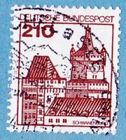 Timbre: Château de Schwanenburg