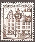 Timbre: Château de Wolfsburg (5 ex)