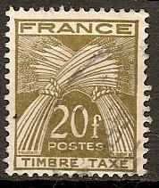 Timbre: Type Gerbes