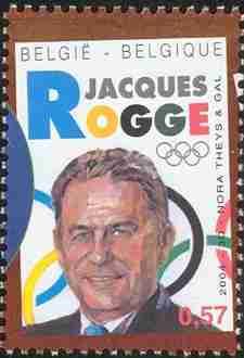 timbre: Sc 1998d - Jacques Rogge