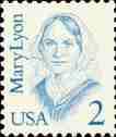Timbre: Mary Lyon