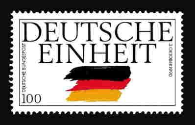 Timbre: Unité allemande
