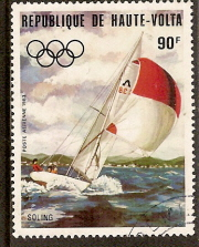 Timbre: ANNEE PREOLYMPIQUE
