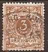 Timbre: Reichspost