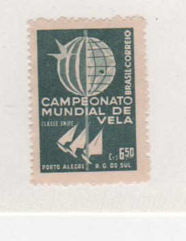 timbre: Championnats du monde de navigation à voile à Porto