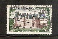 timbre: Château de Langeais