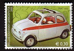 timbre: Automobiles de légende