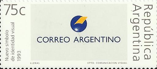 Timbre: Argentina.