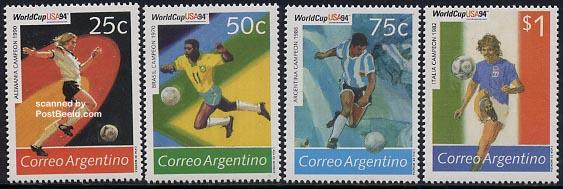Timbre: World Cup USA 94