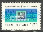 Timbre: Caisse d'Epargne postale