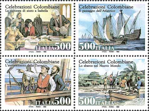 Timbre: Célébrations colombiennes