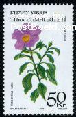 Timbre: Fleur - Adm. Turque