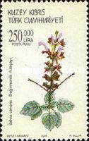 Timbre: Salvia veneris - Adm. Turque