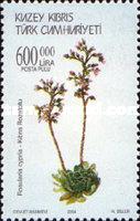 Timbre: Rosularia cypria - Adm. Turque