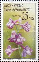 Timbre: Delphinium caseyl - Adm. Turque