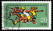 timbre: DDR 1918