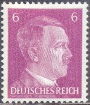 Timbre: Adolf Hitler