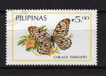 Timbre: Papillon ( Voir note)