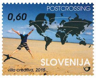 Timbre: Postcrossing