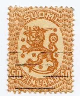 Timbre: Lion d'helsinski