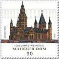 Timbre: Mainzer Dom