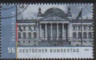 Timbre: Deutscher Bundestag