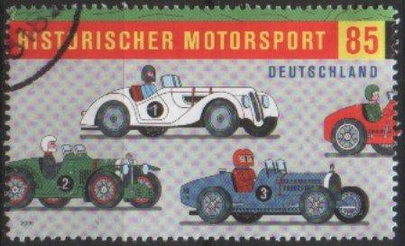 Timbre: Sport automobile historique