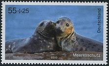 Timbre: Protection de la mer