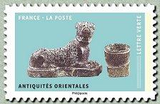 Timbre: Antiquités Orientales