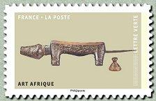 Timbre: Art : Afrique