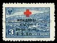Timbre: Congres croix rouge