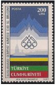 Timbre: Olympic Int. Com.