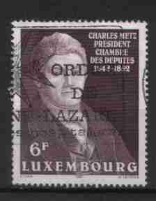 Timbre: Charles Metz