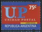Timbre: Unidad Postal