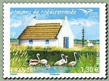 Timbre: Maison de Méditerranée