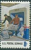 Timbre: Service postal