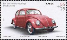 Timbre: Coccinelle VW