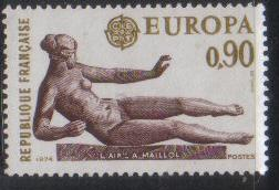 Timbre: L'Air de Maillol (1861-1944)