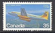 timbre: Avro Canada Jetliner