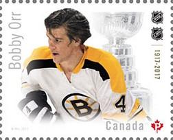 timbre: Legendes du Hockey   DU FEUILLET